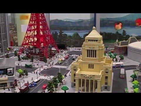 LEGOLAND Discover Center  - Odaiba, Tokyo, Japan