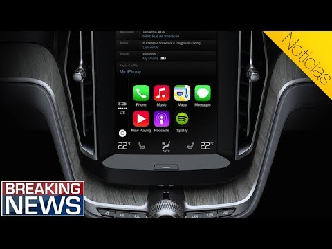 ¿Qué es Apple CarPlay? Usa tu iPhone o iPad en el coche