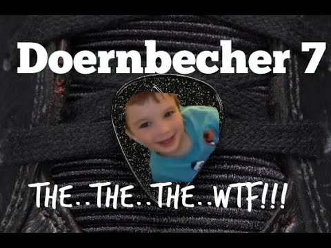 Doernbecher 7 (Damien Phillips) Review/Unboxing