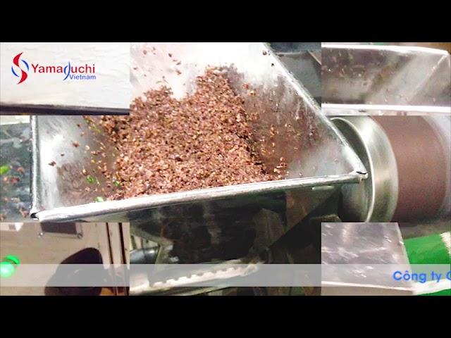 Máy làm bánh cuốn ngon tự động hoàn toàn 100 kg/h - Yamaguchi Việt Nam. Hotline: 0904 690 663