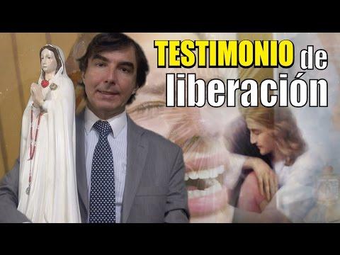 Testimonio de LIBERACIÓN con explicación Predicador Católico Rodrigo Escallón