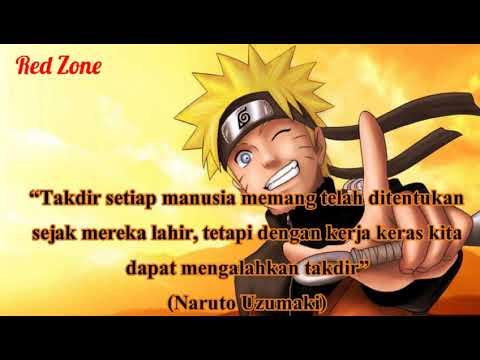 Kata Kata Sedih Anime Naruto