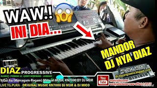 Download INI DIA MASTER DJ MDR ALUSI AU (MARRAGAM-RAGAM) COVER TECHNICS KN7000 DIAZ PROGRESSIVE