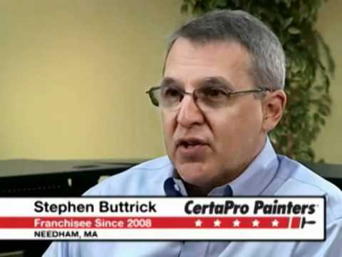 CertaPro Painters Franchise Costs and Franchise Info for