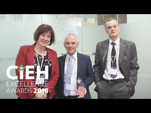 CIEH Excellence Award 2018 – interview with the winners Outstanding Environmental Health Team 2017