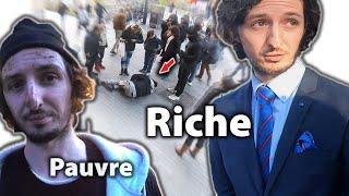 #83 : L'IMPACT DE NOS APPARENCES (Homme Riche VS. Pauvre)