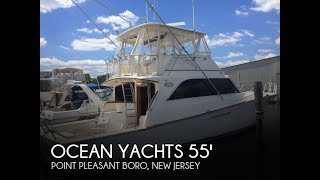 Used 1989 Ocean 55 Sport Fish for sale in Point Pleasant Boro, New Jersey