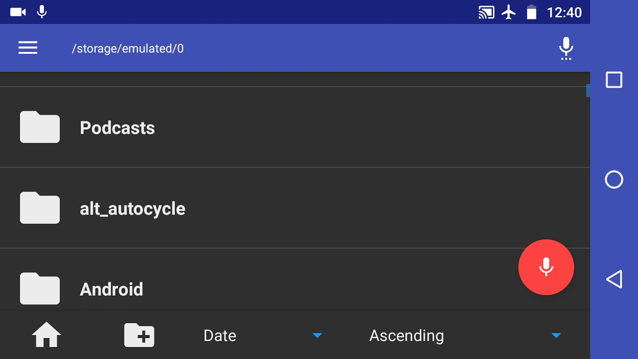 how to save apps on sd card android