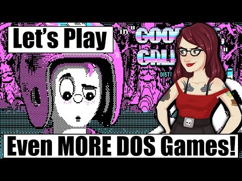 Let's Play EVEN MORE Obscure DOS Games! (Ft Lazy Game Reviews)