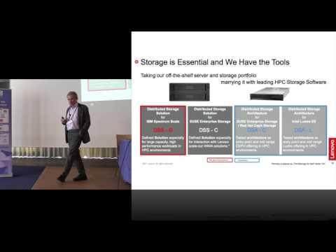 Lenovo HPC Strategy Update