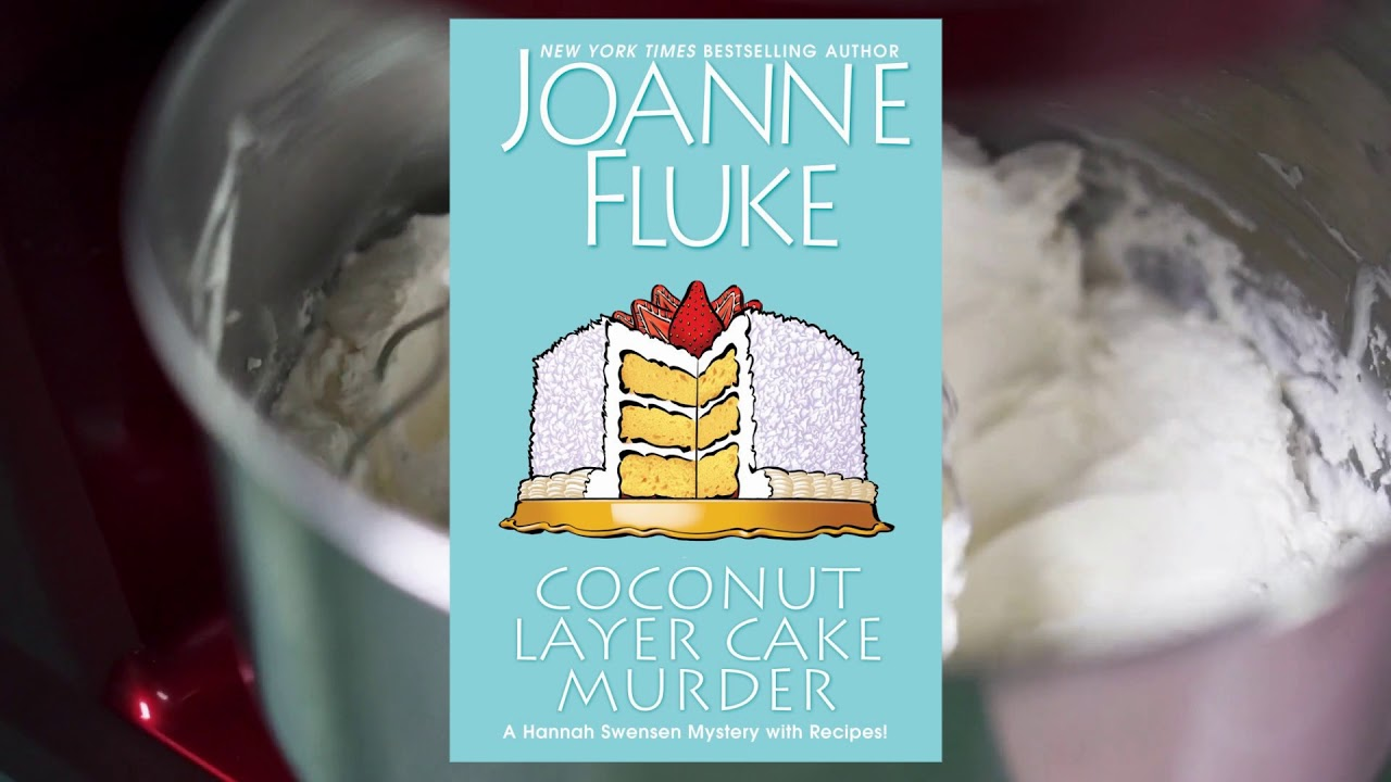 Coconut Layer Cake Murder