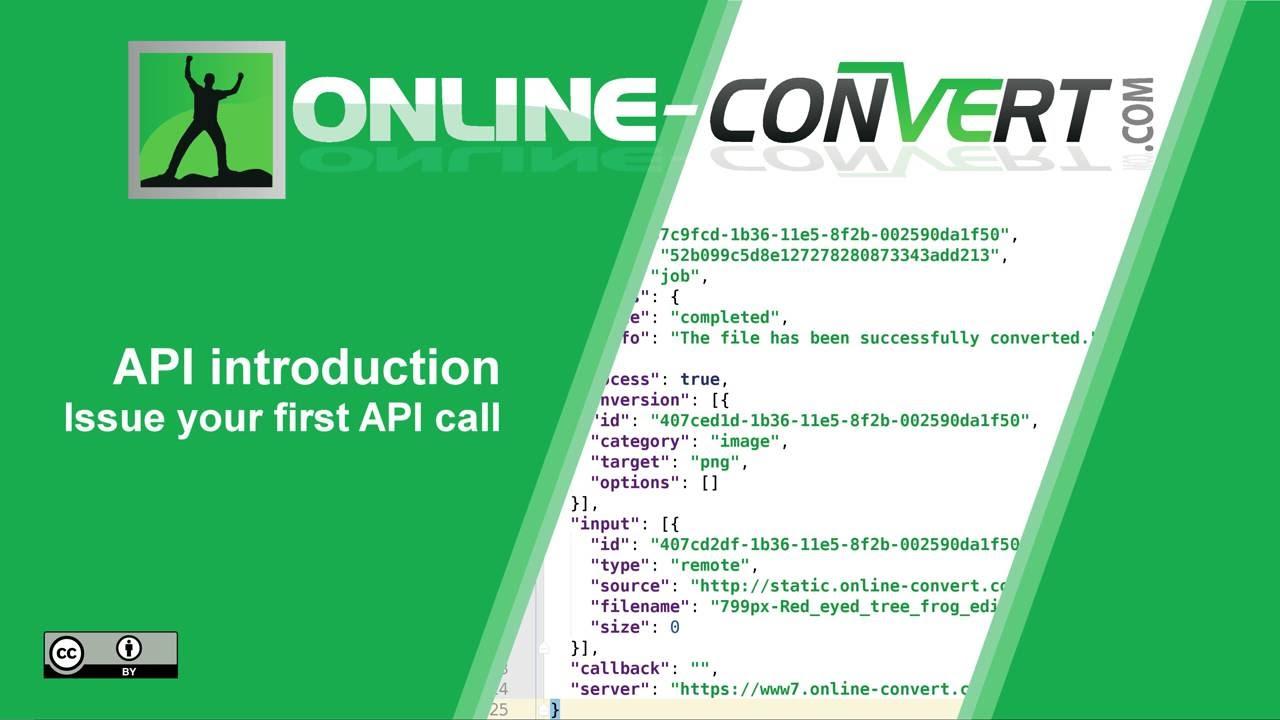 Convertio API (Overview, Documentation & Alternatives