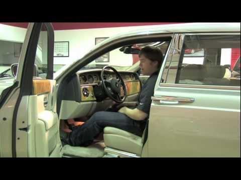 Rolls-Royce Phantom--Video Test Drive with Chris Moran.