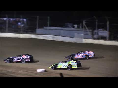 UMP Modified Heat #7 from Portsmouth Raceway Park, October 18th, 2018.
