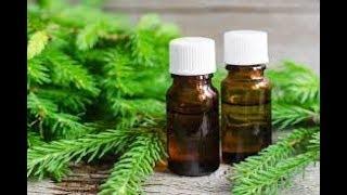 эфирное масло Пихты// Полезные масла для бани // Делаем косметику с эфирным маслом