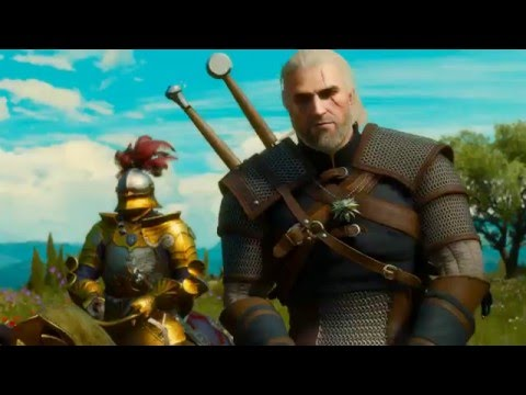 The Witcher 3 Wild Hunt Video Wallpaper