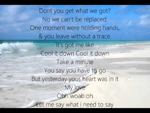 🌴🌊 Common Kings - Before You Go (Lyrics)