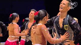 Grün-Gold-Club Bremen, GER | 2014 World Formation Latin | DanceSport Total