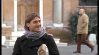 Spot Vodafone free con Francesco Totti e Ilary Blasi
