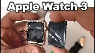 How To Replace Apple Watch Series 3 LCD Glass Screen | LCD Replacement