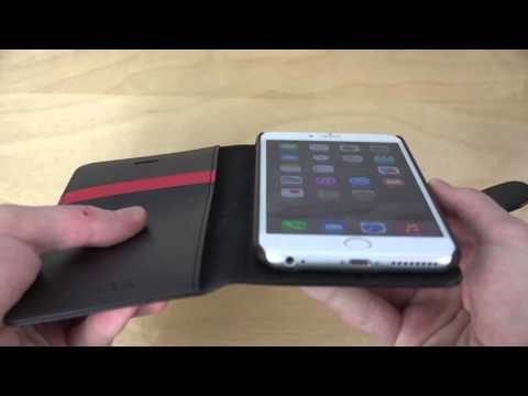 iPhone 6 Plus Wallet S Spigen Case   Review 4K