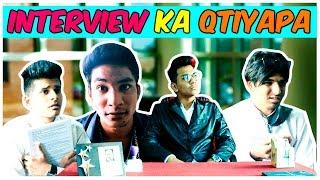Interview Ka Qtiyapa || You Can't Stop Laughing || Warangal Diaries || Hyderabadi Comedy