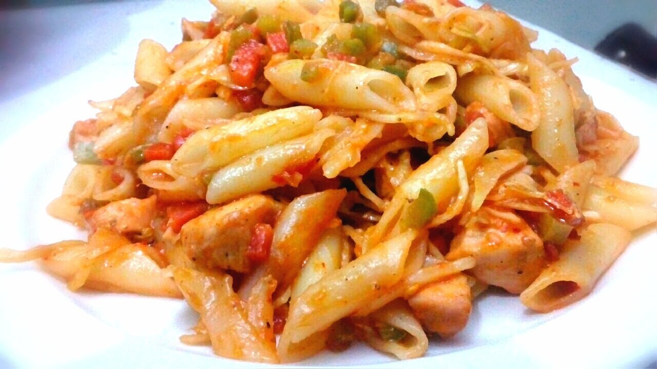 salsa de pasta sana