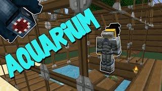 minecraft attack of the b team the aquarium 57