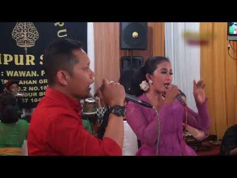 Diding Kaca - Putri & Wawan - Live Campursari Janur Panglipur