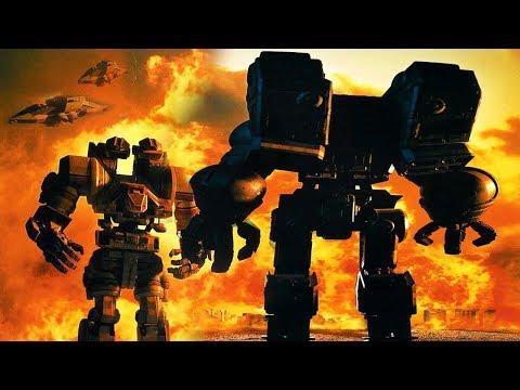 未来世界,机器人格斗将决定领土归属,机甲战士成了全民英雄!速看科幻电影《机械威龙》