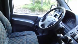 Mercedes Benz Vito 110 Cdi 2000 (In Depth Tour, Start Up, Engine, Test Drive)