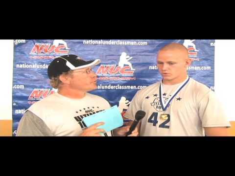 NUC 2013: U-100 Midwest Justus Merz Interview