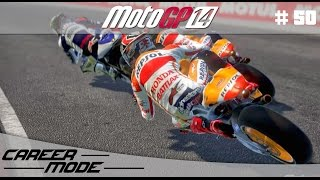 MotoGP 14 Career Mode Part 50 - MotoGP Czech Republic Grand Prix