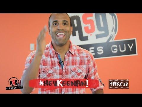Coaching & Discovery Calls on The Halloween Edition #HeyKeenan Take 28