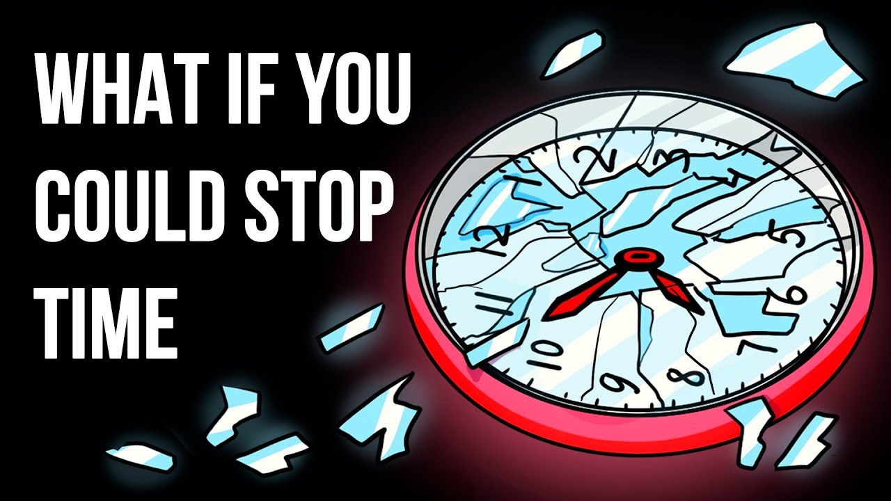 What If You Could Stop Time Whenever You Wanted to image