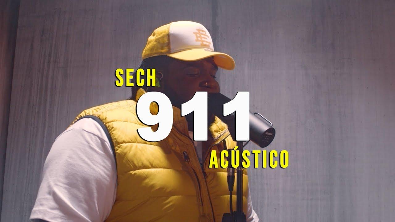 Download Sech - 911 (Acústico)