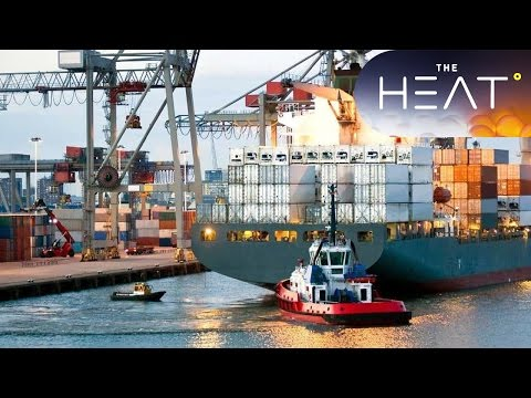 The Heat— China's Investment in Ports 12/23/2016
