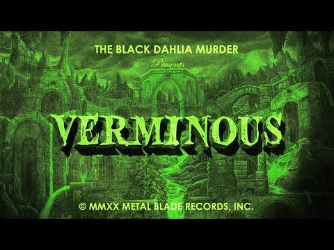 "The Black Dahlia Murder ""Verminous"" (LYRIC VIDEO)"