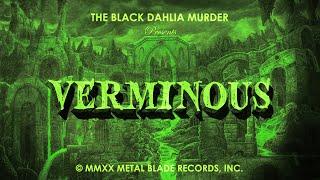 The Black Dahlia Murder - Verminous (LYRIC VIDEO)