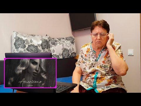 LOBODA - Americano (Премьера сингла, 2021) РЕАКЦИЯ