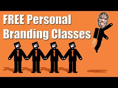 Free Personal Branding Educational Videos On Youtube!