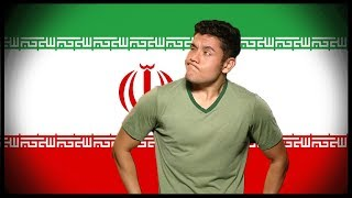 Flag/ Fan Friday! IRAN (Geography Now!)