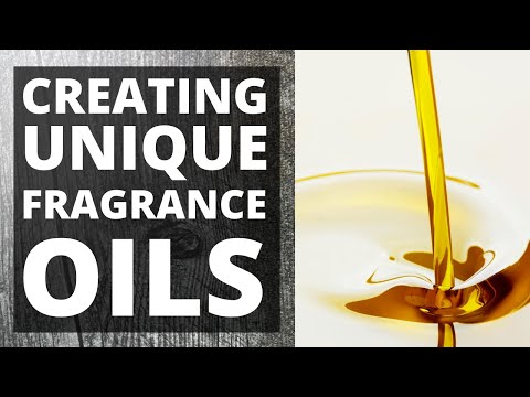 Blending Fragrance Oils And Setting Yourself Apart From Other Candle Makers