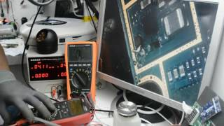 reparación Lg L80 D373 no enciende dead, cambio diodo y condensador en fuga