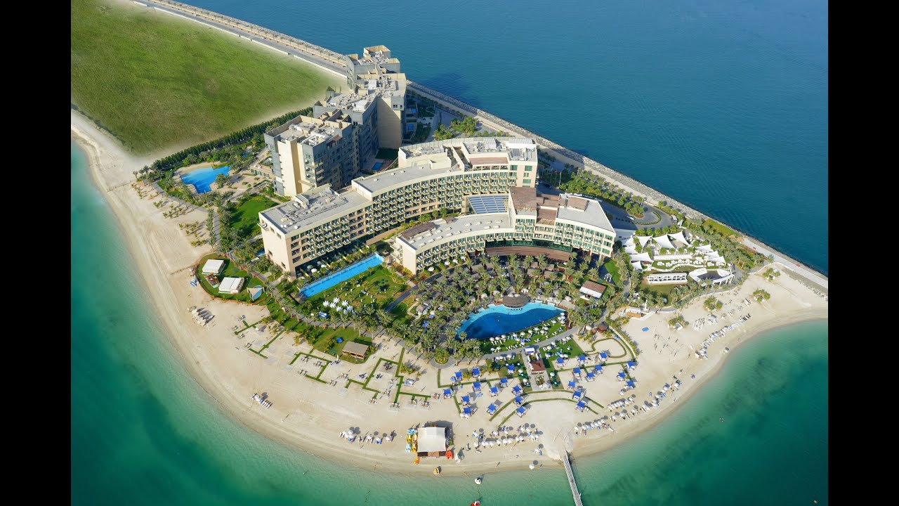 Rixos the palm dubai hotel 5 jumeirah uae youtube for 5 hotels in dubai