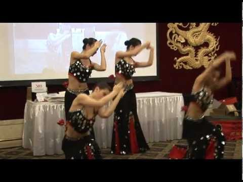 DaiJue Dance, Year of the Dragon Celebration