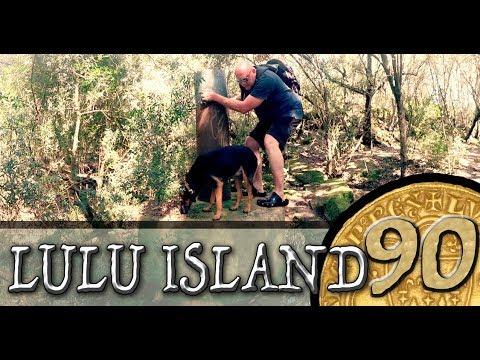 Vlog Schatzsuche #90: Das Loch (The secret of Lulu Island)