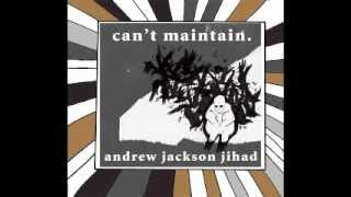 Andrew Jackson Jihad Can t Maintain