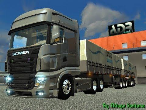 Pc download american 18 para of wheels steel haul long