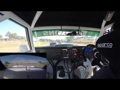 Race 2 - Touring Car Masters 2017 @  Hidden Valley Raceway | Adam Garwood